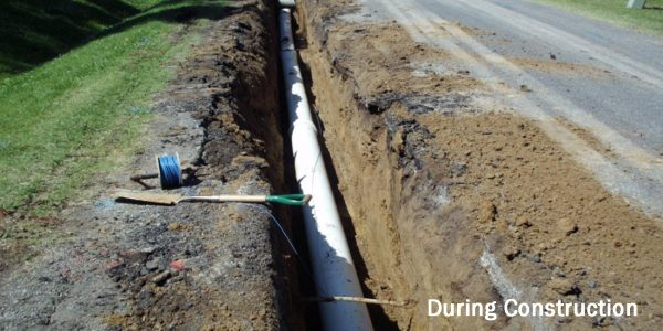 Sanitary Sewer System Design - Weinel Hills - Water/Wastewater