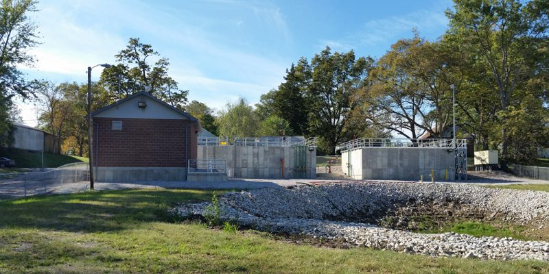 Wastewater Treatment Plant Upgrades in Fayetteville