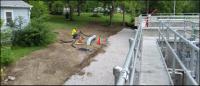 Fayetteville sanitary sewer rehabilitation