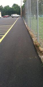 O'Fallon High School Parking Lot Improvements
