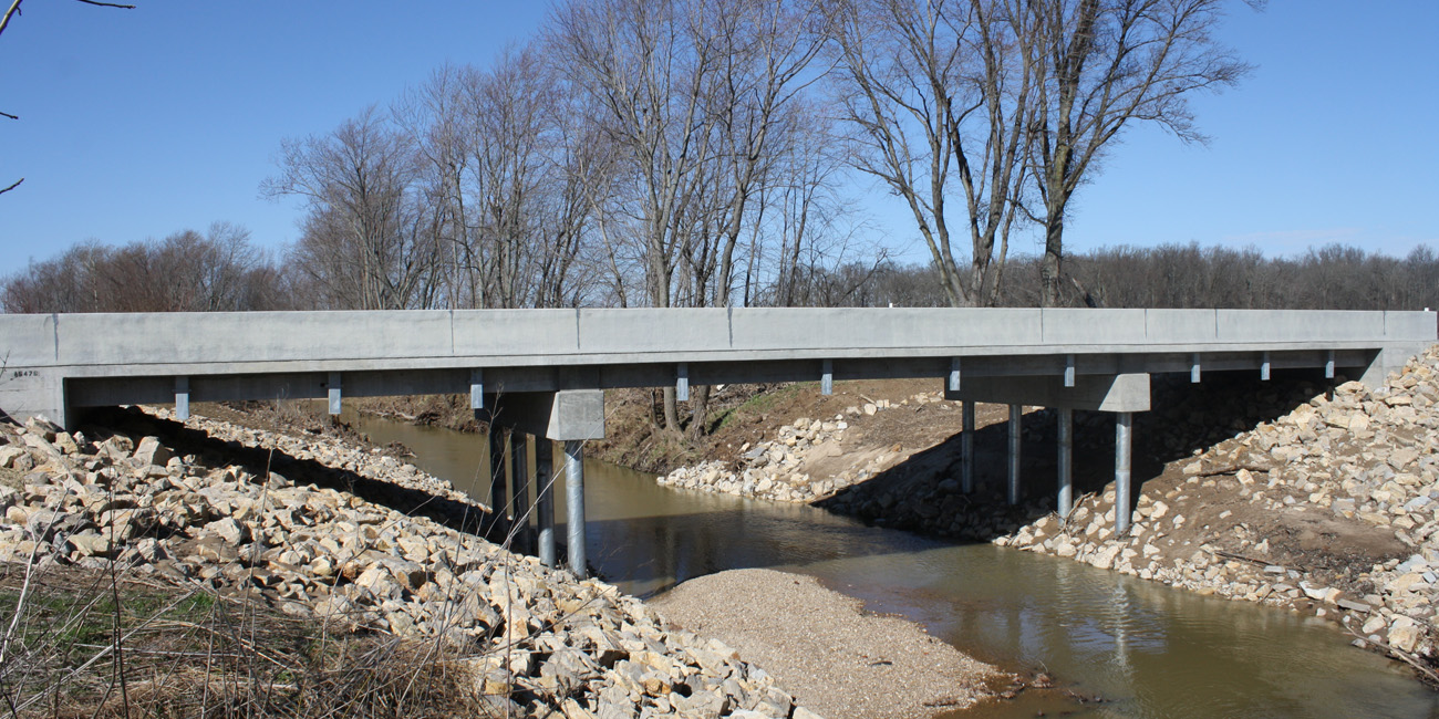 Stoddard County Bridges - Structural Engineering