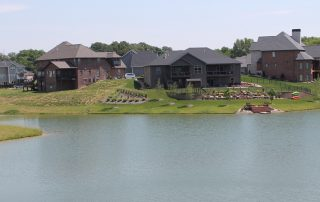 Timber Ridge Lake and Dam - TWM, Inc. - Residential Land Development