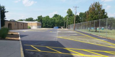 O'Fallon High School Parking Lot Improvements