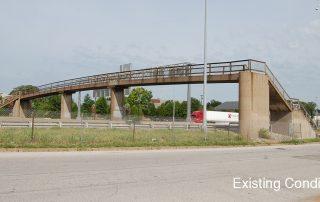 MoDOT Pedestrian Bridges