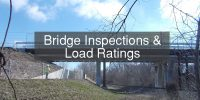 Bridge Inspections & Load Ratings