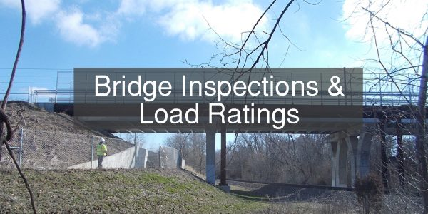 Bridge Inspections & Load Ratings