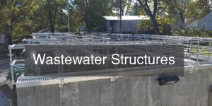 Wastewater Structures project. roly of insantiy