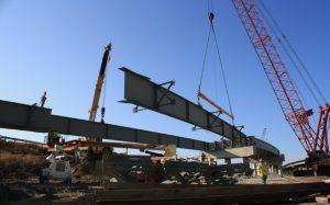 Tri-Level Interchange - New I-70 Over I-55 and I-64