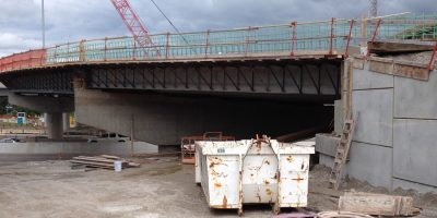 Poplar Street Bridge Ramp to I-55
