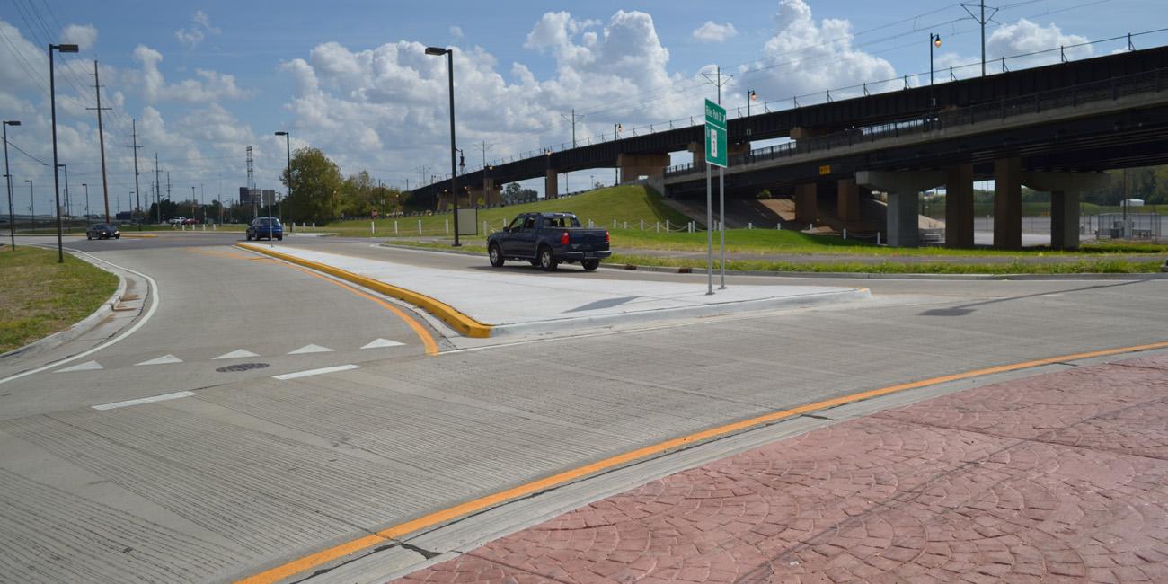 River Bridge District Phase II Roundabout