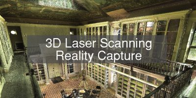 3D Laser Scanning - Reality Capture - TWM, Inc.