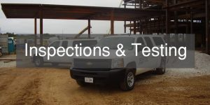Inspections & Testing - TWM, Inc.