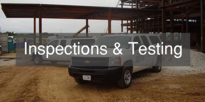 Inspections & Testing - TWM, Inc.