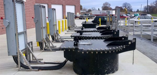Belleville CSO Lift Station - Water Infrastructure - TWM, Inc.