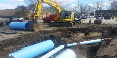 Ward Drive Stormwater Management and Design-Build