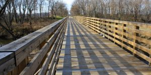 Nickel Plate Trail Bridge