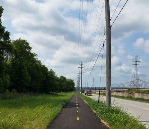 River Bridge District Phase I Roadway Reconstruction