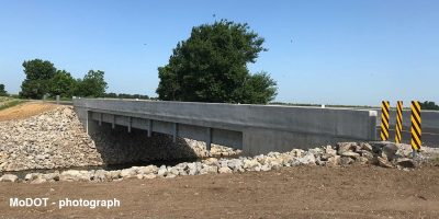 New Bridge Designs for Dunklin County Bridges