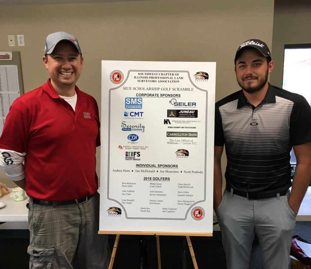 SW Chapter of IPLSA 6th Annual SIUE Survey Sepcialization Golf Scramble