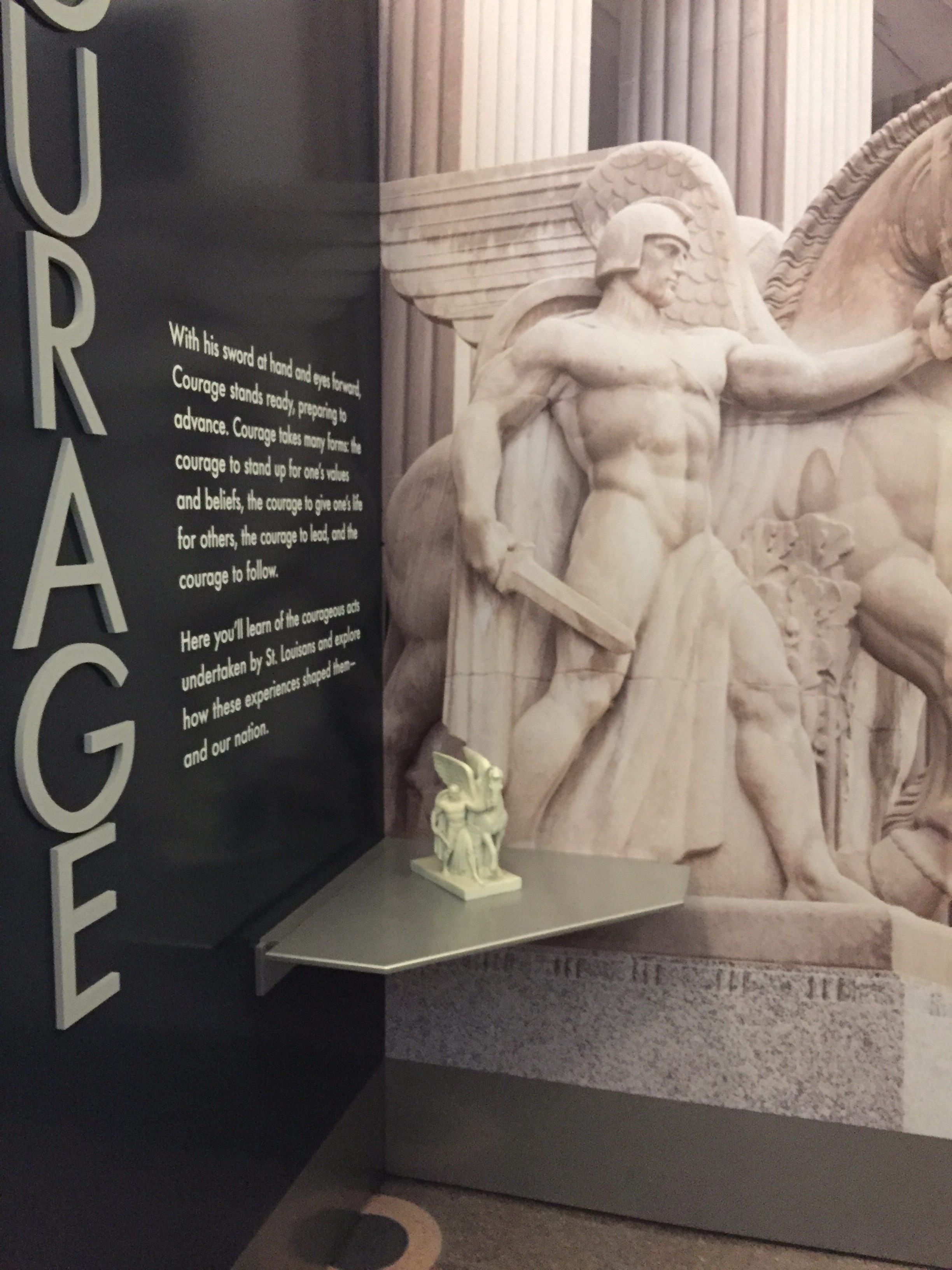 Museum 3D Scan Data Creates Statue Replicas on Display for Reopening