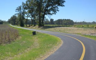 Eckert Bike Trail Loop