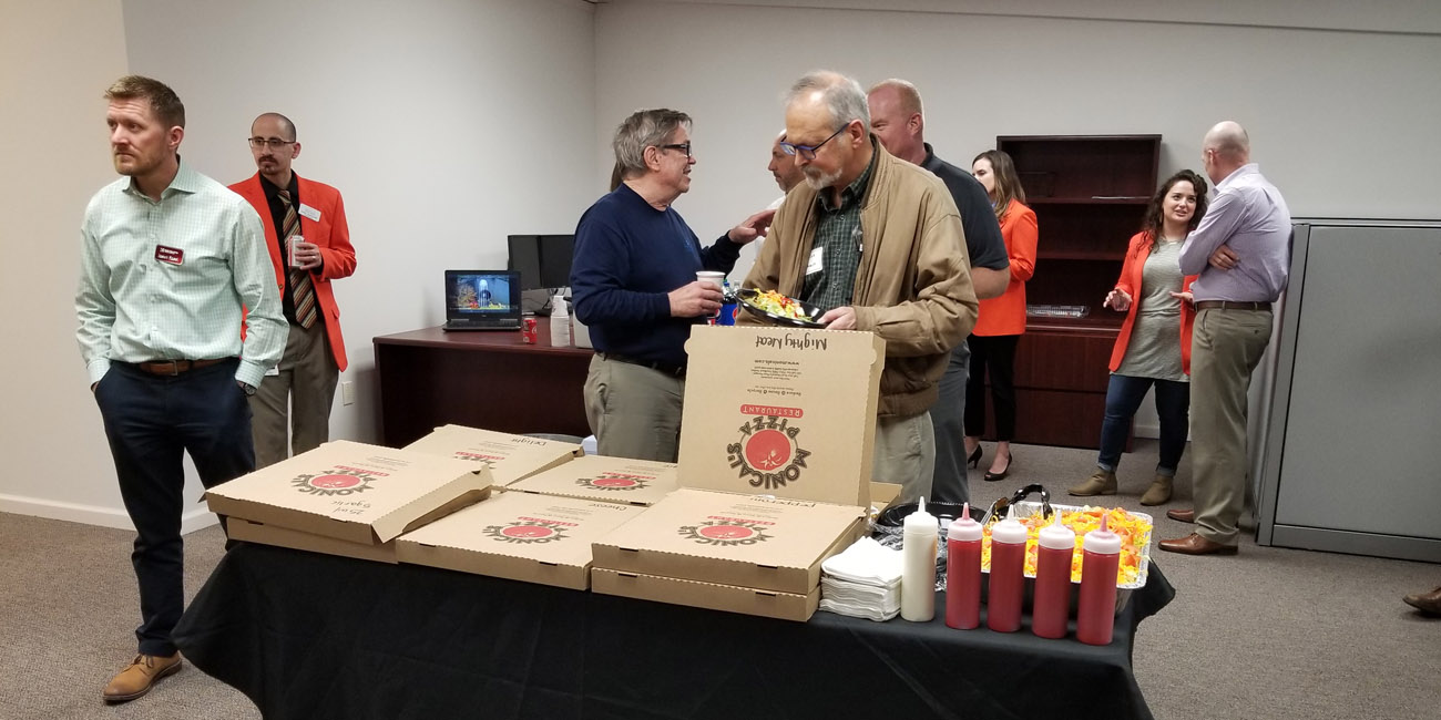 TWM's Geospatial Group Hosts Event in Peoria
