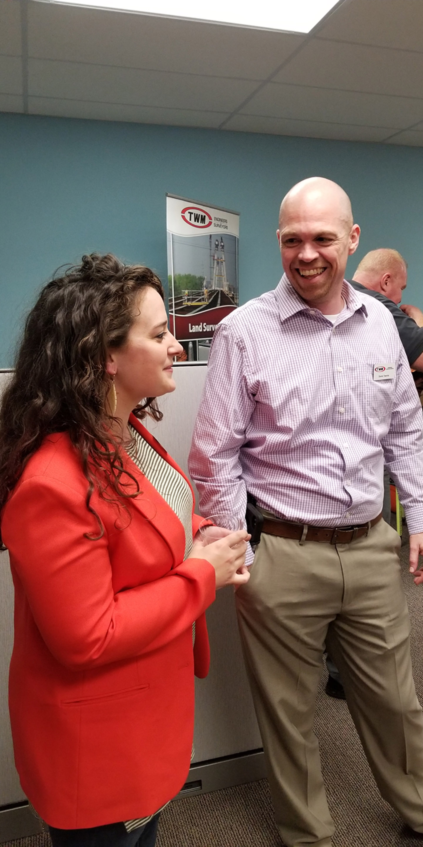 TWM's Geospatial Group Hosts Business After-Hours Event in Peoria