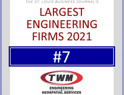 TWM Ranked #7 Among the Top 10 Largest St. Louis Engineering Firms